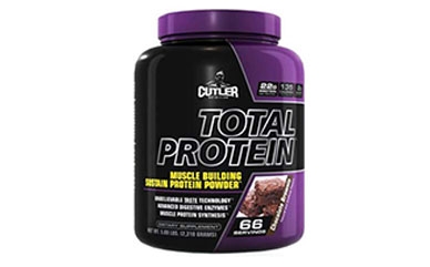توتال پروتئین جی کاتلر